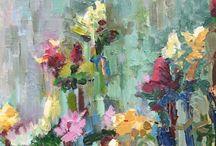 Art - Floral / Floral painting