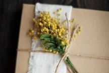 Gift Wrap Inspiration / by Kristin Kane