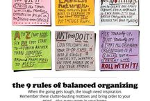 Clean It--Organize it / by Sylvia Hammond
