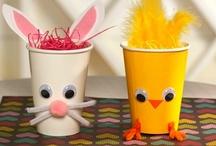 Easter for Preschool / by Kim Pimental