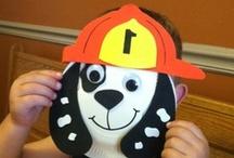 Fire Safety for Preschool / by Kim Pimental