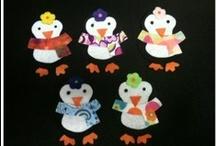 Penguins for Preschool / by Kim Pimental