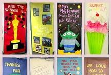 Doors & Bulletin Board Ideas / by Kim Pimental