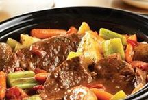 Crockpot Recipes / by Heather Duncan