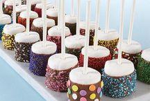 Dessert - marshmallows / by Manders