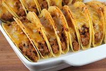 Food - tacos, burritos & wraps