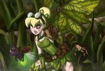 DISNEY : Tinkerbell / Notre charmant petite fée sous toutes les coutures