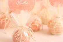 Weddings - favors