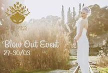 Save the Date to the 2nd Blow Out Sales Event in Greece! / Elite Events Athens, City Bridal Exclusive Boutique and Weddingtales.gr invite you to..YOUR dream wedding! 27-30 March don't miss the Blow Out Bridal Sales Event in Athens.  For more info visit http://www.weddingtales.gr/index.php?id=1372