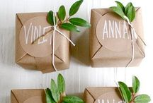 Presents for your Wedding Guests / Original, unique, elegant, funny, out-of-the-ordinary wedding favors that will WOW your guests!