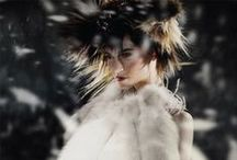 Fur Editorials We Love / Fur photographed in Editorials that we adore! / by Fur Hat World