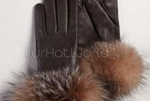 Dash of Fur Trim / From Real Fur trimmings to a simple detail, a touch of fur can go a long way. / by Fur Hat World