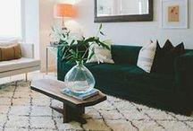 New apartment inspiration / by Kristin Kane