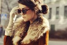 Fur on the Streets / Our favorite street style looks--of those draped in fur of course! / by Fur Hat World