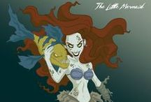 DISNEY : Little  Mermaid