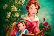 DISNEY : Belle