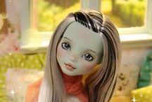 DOLLS : Monster High