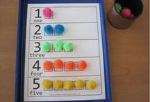 Numbers for Preschool / by Kim Pimental