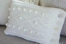 Crochet - pillow slips