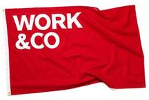 Work & Co / by Dever Thomas