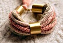 Ik laat me inspireren! / Punniken, French Knitting, Tricotin,