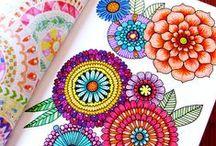 Creatief met markers / Paintmarkers, krijtmarkers, windowmarkers, permanentmarkers.. zoveel markers, zoveel ideeën!