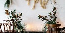 Wedding Backdrops / Wedding backdrops for the wedding ceremony and the reception venue