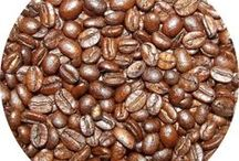 Self roasted coffee beans - top quality / Self roasted coffee beans from best plantations: single origin coffees, blend coffees, top quality Arabica beans, organic coffee beans, flavoured coffee;