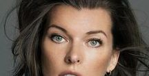 Milla JoVovicK / Milla Jovovich  is an American actress, model and musician.[2] She has appeared in numerous science fiction and action films