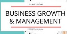 Business Growth & Management / Tips, tools, and insight about growing and managing a creative business.