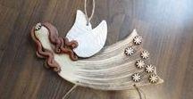 Keramika vánoce / keramické tvoření