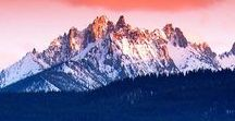 Mountains-Hory / Hory,skály, pohoří