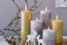 Advent Advent / Unser Traum von einer von der besinnlichen Weihnachtszeit - mit Tannenduft und Adventskranz, Kerzen und viele schönen Ideenfür den Advent!