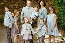 What to Wear - Family Portraits / by Jenna Connor