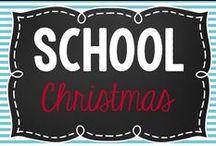 School- Christmas