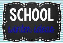 School- Winter Ideas