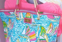 Lilly Pulitzer: Obsessed / by Lucy Plegge