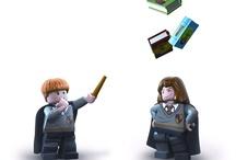 Accio Harry Potter / by Lori Quinn