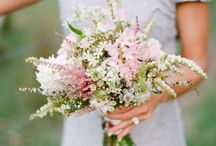 Beautiful Bouquets / All the inspiration you need for your bridal bouquet is right here! Find the right look for you, from exotic flowers to soft and feminine bouquets full of texture, to unique bouquets of feathers, brooches or pearls!  / by Madeline's Weddings & Events