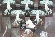 Fabulous Ideas For Favors / From homemade goodies to coasters and fridge magnets, from donations to popcorn and wine stoppers, the possibilities are limitless!  Be sure to amp up your favors by packaging them in a unique way using colors, fabrics, ribbons, containers or other materials that tie in the theme of your wedding! / by Madeline's Weddings & Events