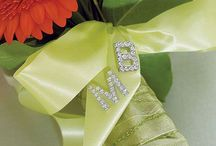 Personalized Perfection / Make your big day special with personal touches!