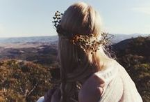 flowers in your hair. / by katie kelso