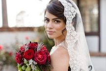 Veils We LOVE / Showcase your personal wedding style with a beautiful veil!