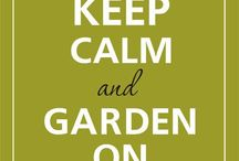 Great Garden Spaces / I go to nature to be soothed and healed, and to have my senses put in order.