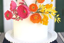 Citrus Coloured Wedding / Bright, cheerful and fun!
