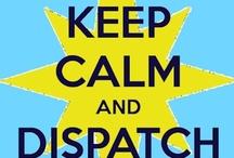 Dispatch / by Renee Freeman