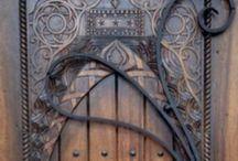 Doors/Windows / by Beverly Doig