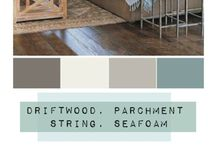 Moving to the Coastal Vibe / I am transforming my beach house decor to the costal vibe.  These are my inspirations.
