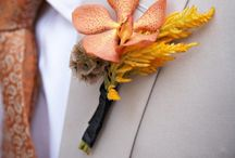 Boutonnieres / Traditional, vintage or unique, this board has tons of boutonniere ideas!