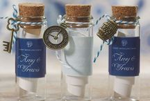 Nautical Wedding Inspiration / Crisp colors and sharp patterns, nautical decor is so fun and trendy!